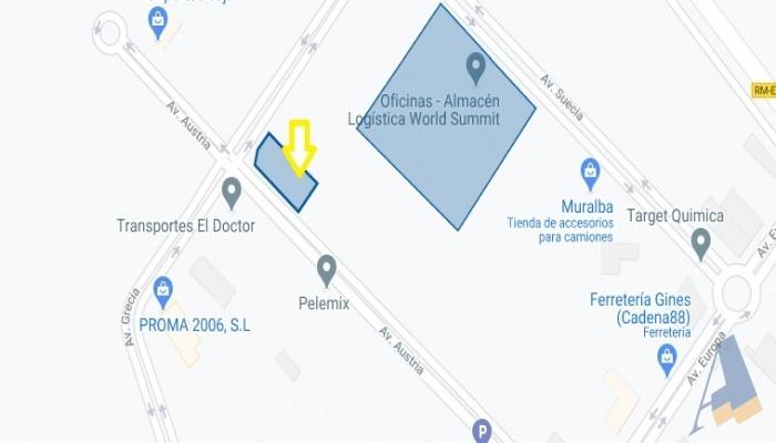 Av. Grecia, 323, 30849 Alhama de Murcia, Murcia, Alhama de Murcia, Murcia 30840, ,Parcela,En Venta,Av. Grecia, 323, 30849 Alhama de Murcia, Murcia,1007