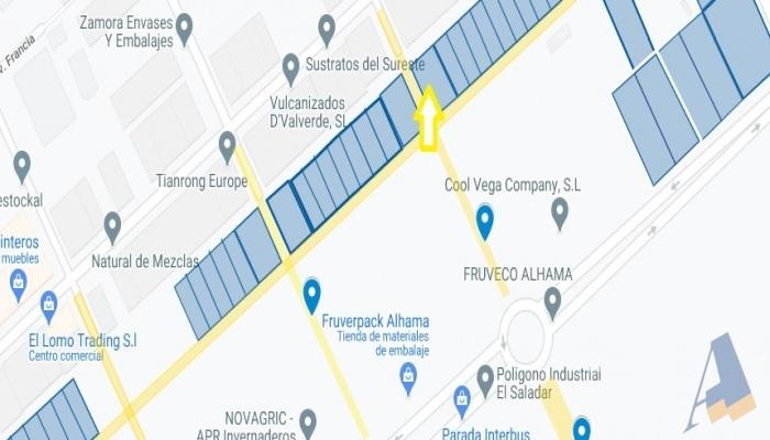 37.818282, -1.392476, Murcia 30840, ,Parcela,En Venta,37.818282, -1.392476,1030